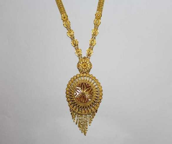 Amazing Assortment Of Necklaces In Jewellery Stores