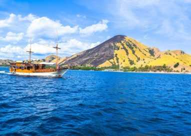 Where is Komodo Island and the Exact Location