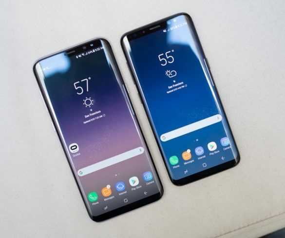 Amazing camera qualities Galaxy S9 Unveiled