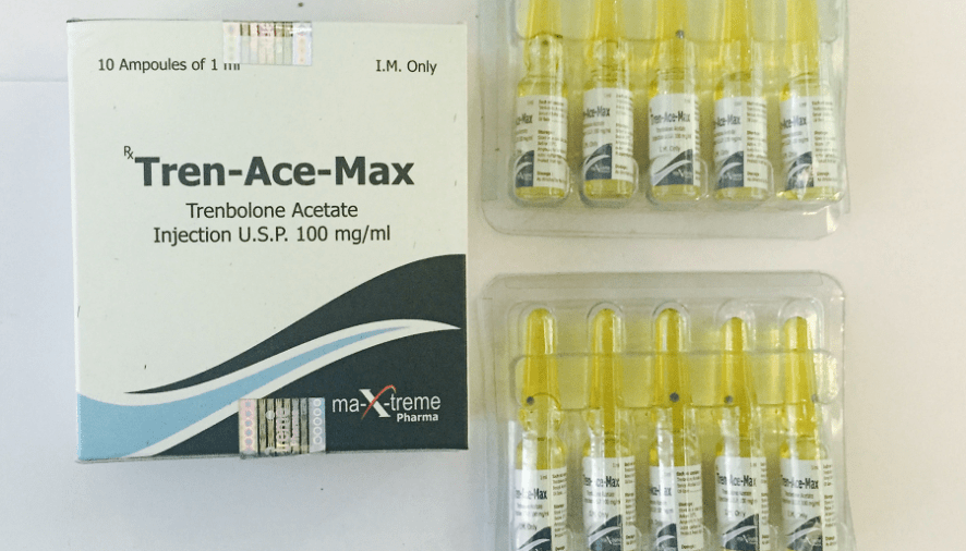 Trenbolone Acetate Can Help Increase Size and Strength Notably