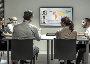 ezTalks video conferencing rented leveraging China Internet SaaS market