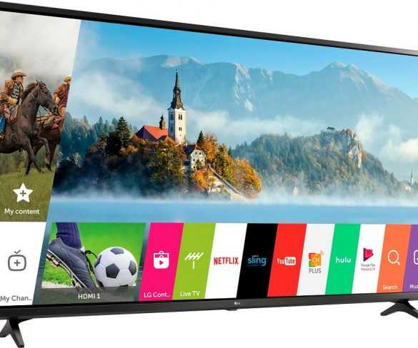 Get Unique Experience From Watching Movies On LG Television