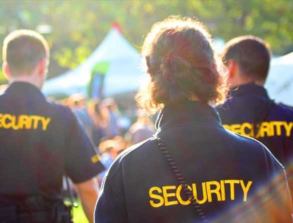 What are the Duties of a Special Events Security Guard?