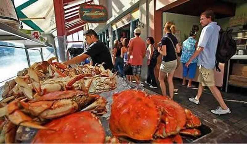 What is offered at San Francisco Food Tours