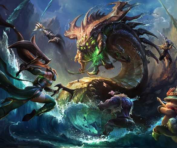 Boost your league of legends (LOL)account