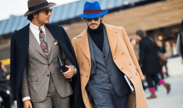 Types of jackets that suit the best for men
