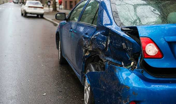 How to save money while filing a claim when hit by a truck