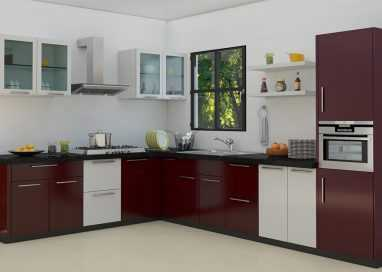 How to design the perfect L-shaped modular kitchen?