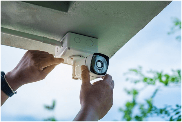 How to Install a Security Camera for a House?