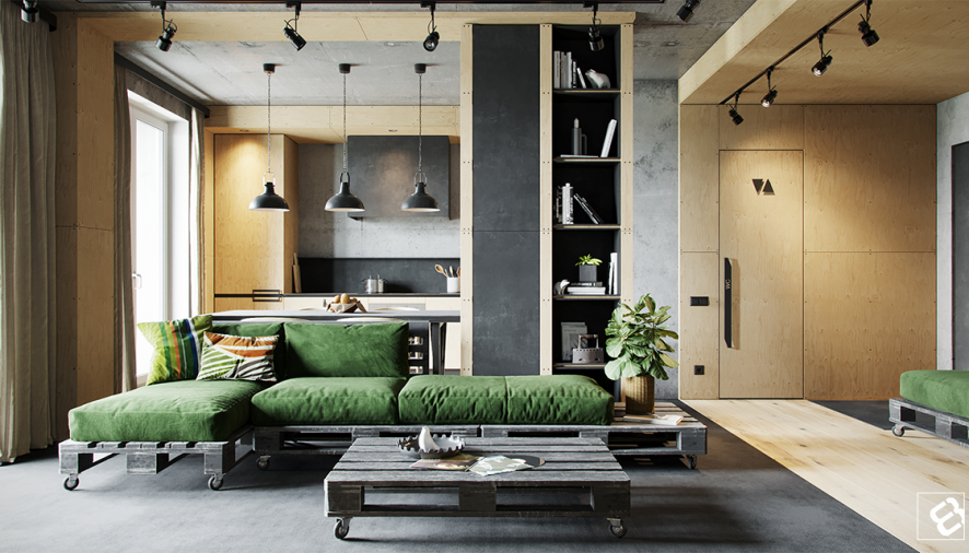 A Guide To Industrial-Themed Interior Design