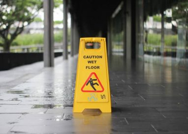 What to Do When You Slip and Fall at a Store